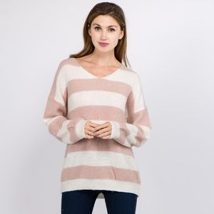 Sweaters - NWT Blush Pink Soft Touch Knitted Sweater